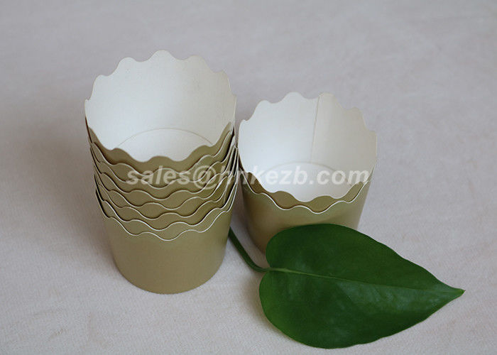 3oz Double PE Cold Drink Paper Cups , Disposable Custom Frozen Yogurt Cups